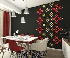 Profile Tradiționale Românești MARAMA Living Room, Interior, Room Ideas, Design, Home Decor, Decoration Home, Embroidery, Indoor, Room Decor