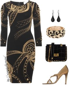 """Untitled #684"" by mzmamie ❤ liked on Polyvore"