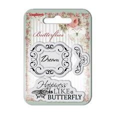 Sellos Butterflies 2