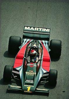 f1pictures:    Mario Andretti Lotus - Ford Monaco 1979