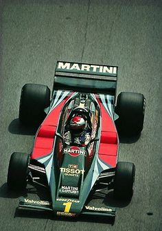 Mario Andretti - Lotus - Ford GP de Monaco, 1979