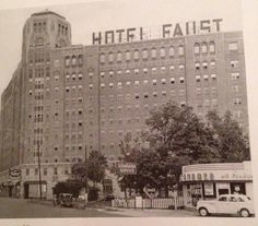 Hotel Faust 1930