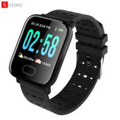 Digital Watches Men's Watches Modest 115 Plus Smart Watch Heart Rate Monitor Blood Pressure Fitness Tracker Smartwatch With Box Sport Watch For Ios For Android