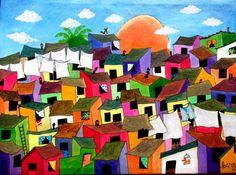 LORIVAL VIEGAS TEMA FAVELA DO RIO                                                                                                                                                     Mais
