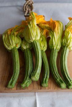 Katie Parla's recipe for Concia looks delicious. It's a celebration of delicious zucchini! #vegetarian #recipes #zucchini