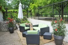 Terrasse Le jardin Gourmand http://www.123terrasse.fr/le-jardin-gourmand #coffee #bar #restaurant #soleil #terrace #Lyon #spot #sun #jardin #garden