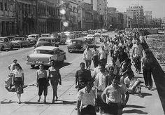 el Malecon antes del comunismo.