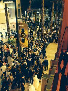 Vladimiro gioia  Fashion show at  Harvey Nichols Kuwait