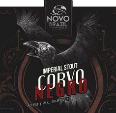 Cambridge Sgt. Pepper, Novo Brazil Corvo Negro RIS now featured in The Rare Beer Club