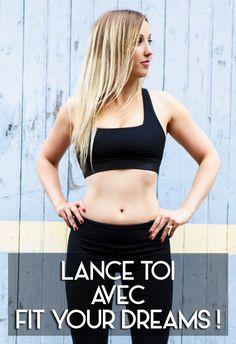 Lance-toi dans un coaching Fit Your Dreams ! Imagine précisément ton objectif, Leona te permettra de l'atteindre !