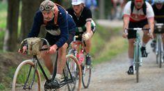 Carrera ciclista retro en Italia «L'Eroica» - Deportes - ABC.es