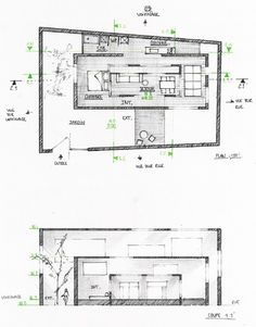 N house floor plan