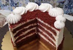 Macarons, Vanilla Cake, Tiramisu, Kefir, Cheesecake, Food And Drink, Cooking Recipes, Fondant, Sweets