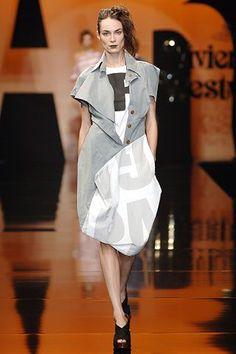 Vivienne Westwood Spring/Summer 2006 Ready-To-Wear Collection   British Vogue