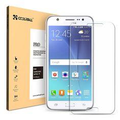 #Coolreall - Pellicola in vetro #temperato per #Samsung Galaxy #J5