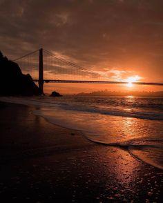 Golden Gate Bridge by San Francisco Feelings