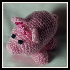 Image of Soft Toy Little Pig