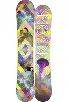 Smokin Vixen Womens Snowboard | 2013...So Sickkk :)