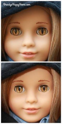 serafina doll eyes