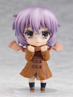 Yuki Nagato: Disappearance Ver. Nendoroid 123