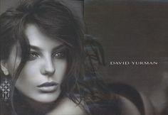 Faces: Daria Werbowy