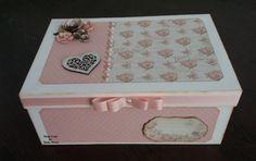 Caixa de Recordações de Casamento