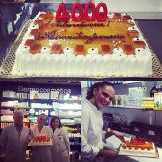 Los 4000 de #Farmacia Cuesta #Sevilla #Reiventesufarmacia Pharmacy, Sevilla