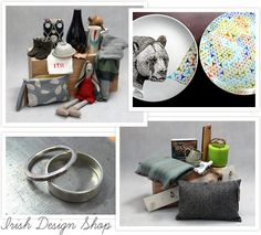 Freeday dawns and so it must be time for another instalment of Stuff We Love. this week we are starting to get into the Christmas spirit, with some gorgeou. Irish Design, Luck Of The Irish, Design Shop, Our Love, Christmas Crafts, Ireland, Inspiration, Illustration, Nature