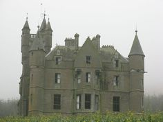 Balintore Castle Kirriemuir