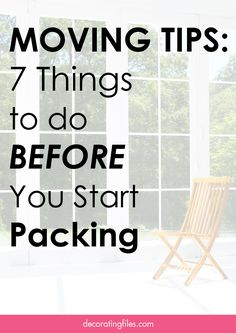 10 packing tips you probably haven t thought of buy a house. Black Bedroom Furniture Sets. Home Design Ideas