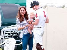 marieclaire.media.ipcdigital.co.uk - 23 of Kate Middleton's Best Outfits June 15, 2014. Middleton proved that even the most casual looks good on her with this chic outfit she wore on Father's Day in Cirencester Park Polo Club, a ME + EM breton striped top, jeans, and Sebago boat shoes.