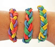 DIY: Jewelry Made From Office Supplies