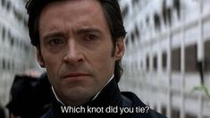 """The Prestige"" (2006) #ThePrestige #ChristopherNolan #hughjackman Christopher Nolan, Hugh Jackman, The Prestige"