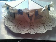 Baby Paper cake
