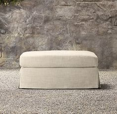 Belgian Slope Arm Outdoor Collection | RH