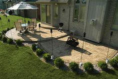 Biondo Cement - Patios Gallery / 08-Stamped-Concrete-Patio-Chesterfield-MI-Walkway-Slate-Stamp.jpg