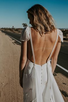 FESTIVAL BRIDES | The Stunning New Wedding Dress Collection From Daughters of Simone | Dawn Of A New Age