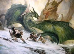 dragons dragon