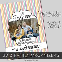 Becoming Martha: 2013 Family Organizer and Household Binder System