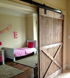 galvanized metal indoor walls corrugated metal barn door. Black Bedroom Furniture Sets. Home Design Ideas