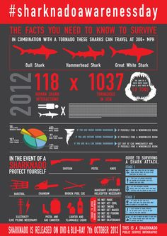 Infographic – How to Combat a Red-Grade Sharknado Threat @jenniferbruman  @blondie1106