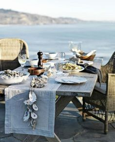 Enviable Outdoor Table Settings on mom.me