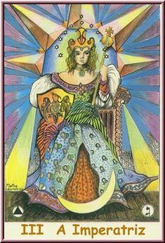 Tarot Namur - The Empress