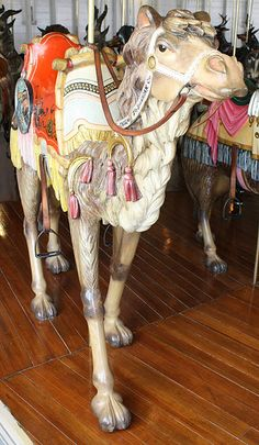 Carousel at the Kit Carson County Fairgrounds - Burlington, Colorado | by Ancestors of Cornelius Dunham