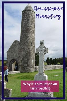 Ancient Clonmacnoise Monastery is a super convenient stop on many Dublin day trips and Ireland road trips.all about this historical site! Travel Tips For Europe, Travel Abroad, Dublin Day Trips, Names Of Hotels, Driving In Ireland, Travel Information, Ireland Travel, Summer Travel, Plan Your Trip