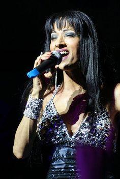 Dana International. Israeli Singer.