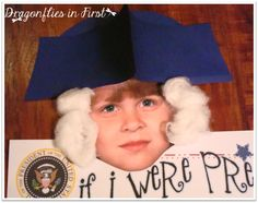 Studying patriotism in the primary classroom is so much fun with these activities. We discuss Abraham Lincoln, George Washington and American symbols. Kindergarten Social Studies, Teaching Social Studies, Student Teaching, Kindergarten Literacy, Classroom Crafts, Classroom Activities, Classroom Ideas, Holiday Activities, Primary Classroom