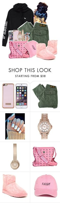 ...................... by fxrrxh on Polyvore featuring Franklin & Marshall, UGG Australia, MCM, River Island, Ted Baker and Victoria's Secret