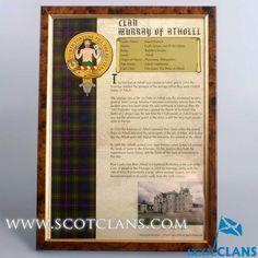 Murray Clan History