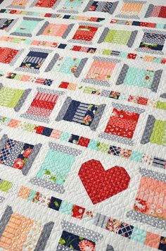 INSTOCK Spools2 Quilt Kit from Thimbleblossom in The Good Life